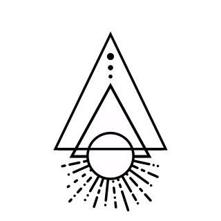 Das Zeichen ihrer Bewegung. Symbol: PYURE
