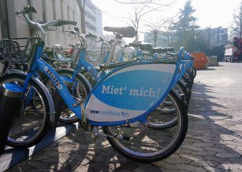 Neuer Versuch: Die Kooperation der VS mit Nextbike wird erneut verhandelt. (Bild: Esther Lehnardt)