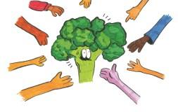 Grün, grüner, Foodsharing?