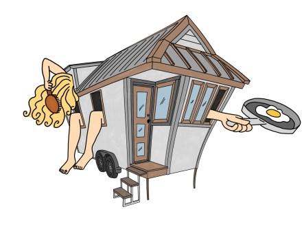 Ungebunden – Häuserkampf im Kleinformat