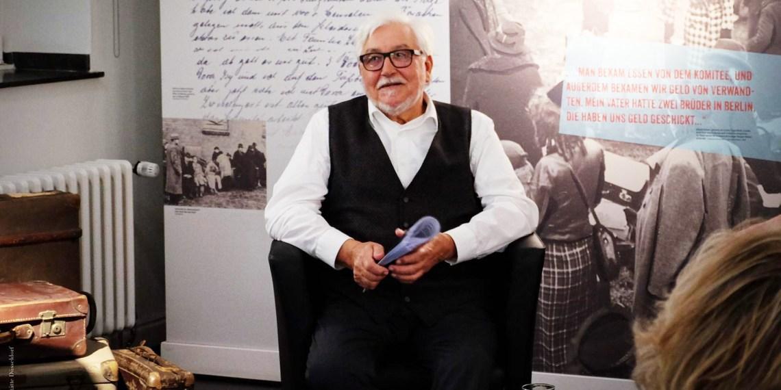 Klaus Schirdewahn Foto: Mahn- und Gedenkstätte Düsseldorf
