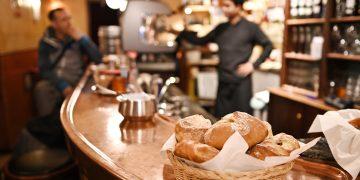 Ambiente pur: Das Casa del Caffe bietet Ruhe vor dem Touristentrubel. Foto: Nicolaus Niebylski