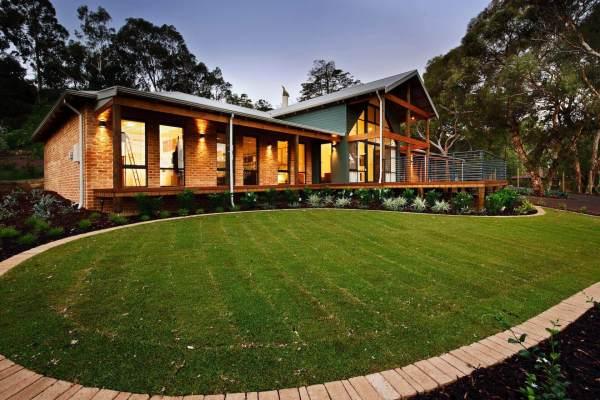 Rural House Design Home