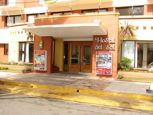 Apart Hotel Hostal del Sol en San Bernardo
