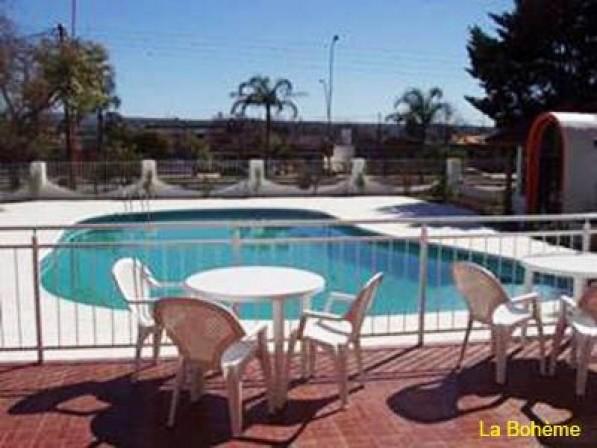 Hotel Soho Village en Villa Carlos Paz