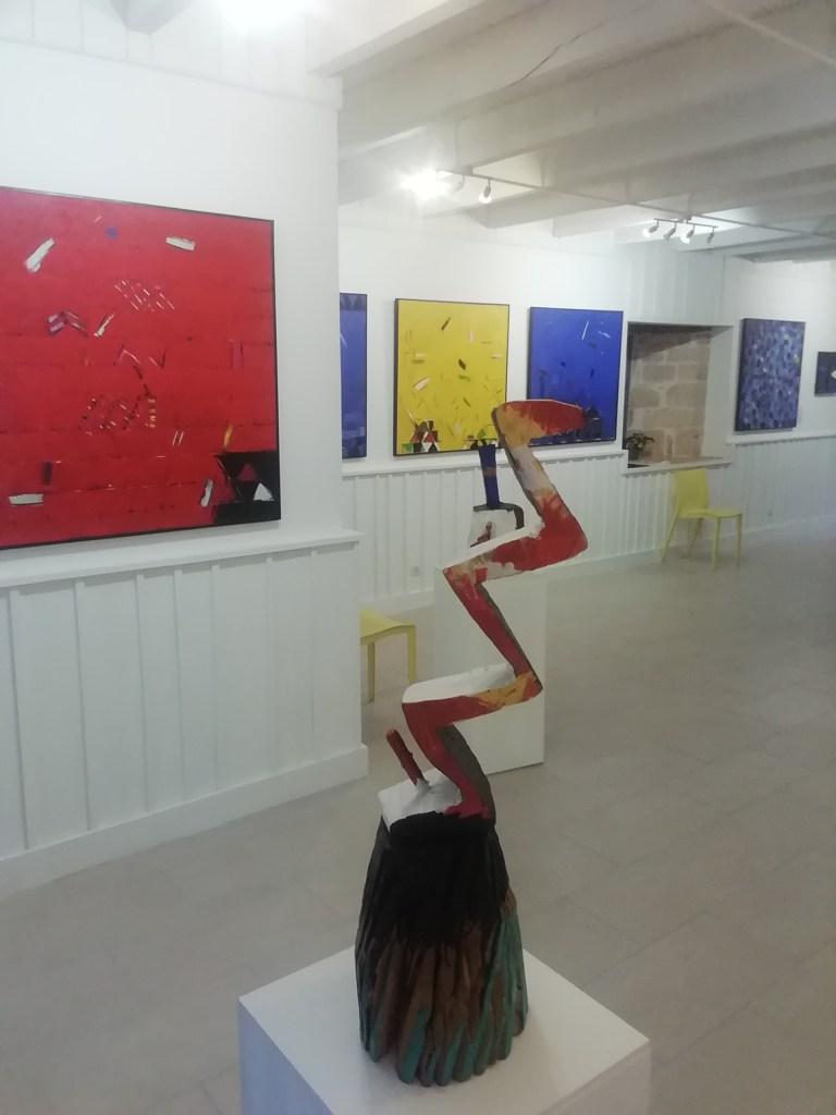 La Galerie d'art de Villefranche-du-Périgord
