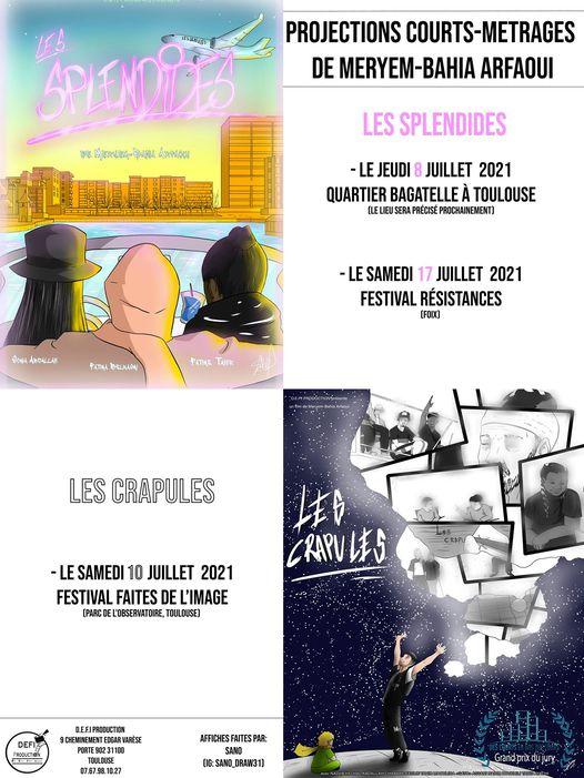 """""""Les crapules"""" et """"Les Splendides"""" – 2 films à découvrir cet été …"""
