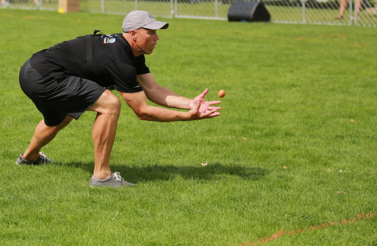 NZ Egg Throw & Catch Championship