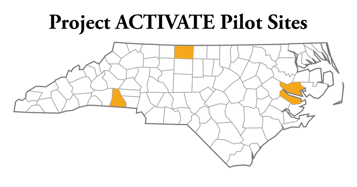 Rural Project Summary: Project ACTIVATE (Advancing