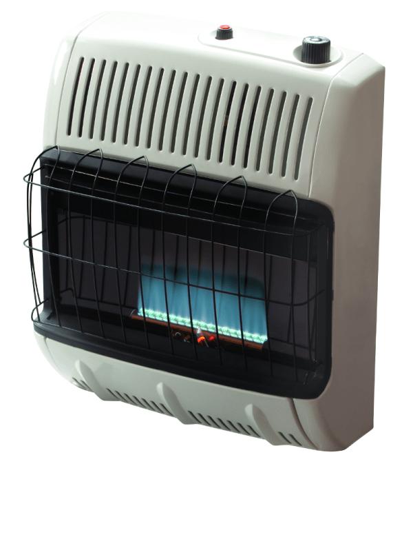 Heater 30 000 Btu Natural Gas Blue Flame F255539 - Mhvfb30tbng 89301555396