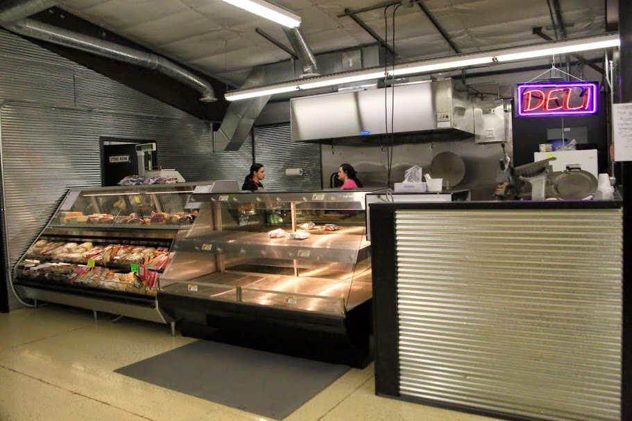 Chapman Food Mart, and its deli, have grand opening