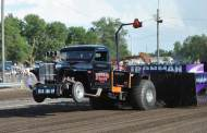 Record Crowd Seen For 'Thunder In The Ville' Truck And Tractor Pulling