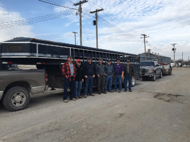 Smith County Members Help With Recovery Effort