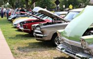 Cars in the Park Car Show Event