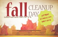 Goddard Fall Clean-up day scheduled