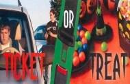 "Sedgwick PD seat-belt enforcement ""Ticket or Treat"" at Middle School Oct 31-Nov 4"