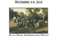 Haysville Living History Rendezvous Scheduled