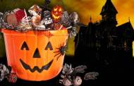 Trick or Treat Street at Downtown Moundridge on October 30