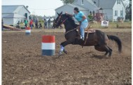 Hesston: Bean Field Barrel Race Fundraiser took place on Oct 29