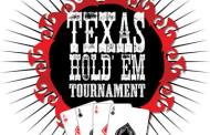 Caldwell: Texas Hold'em charity tournament to be held on Nov 26