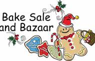 Bake Sale and Bazaar at Windom Senior Center on Nov 12