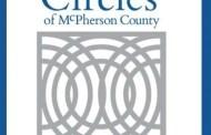 Circles of McPherson expanding to Lindsborg