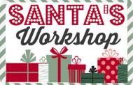 Whitewater Santa's Workshop scheduled for Dec 4, 11 & 18