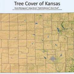 Forest Canopy Diagram Circular Motion Force Worksheet Kansas Service Completes Rural Tree Mapping