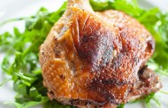 Smoked Duck Confit