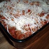 Gluten Free Baked Spaghetti #Recipe