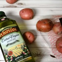 Roasted Tuscany Style Red Potatoes Recipe