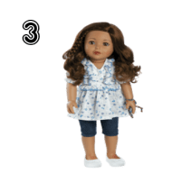 Adora Dolls - Unique Gift Ideas for Teens | 2014 Rural Mom Holiday Guide