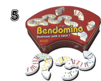 Bendomino - Unique Gift Ideas for Teens | 2014 Rural Mom Holiday Guide