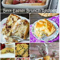 25 Incredible Easter Brunch Recipes