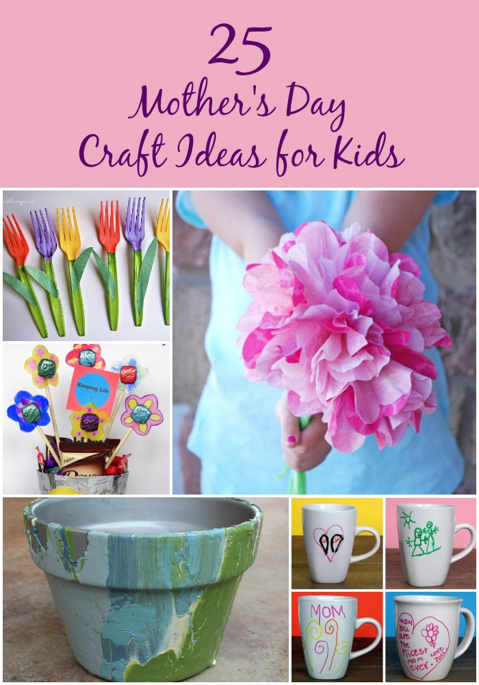 mothers day craft ideas for children 25 lovely s day craft ideas for rural 7832