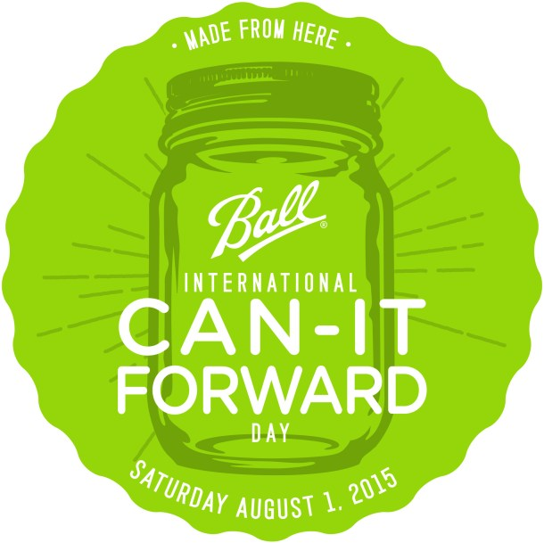 International Can-It-Forward Day August 1 at 11am – 4pm EST #CanItForward