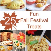 Taste the Season! 25 Delicious Fall Festival Treats