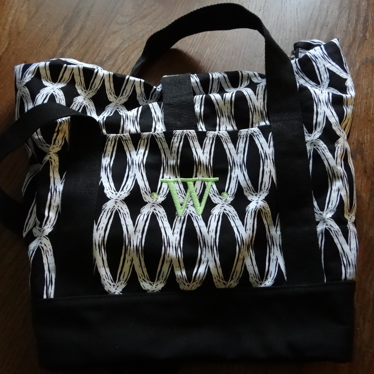 Travel Style: Thirty-One Gifts Fold-Over Weekender