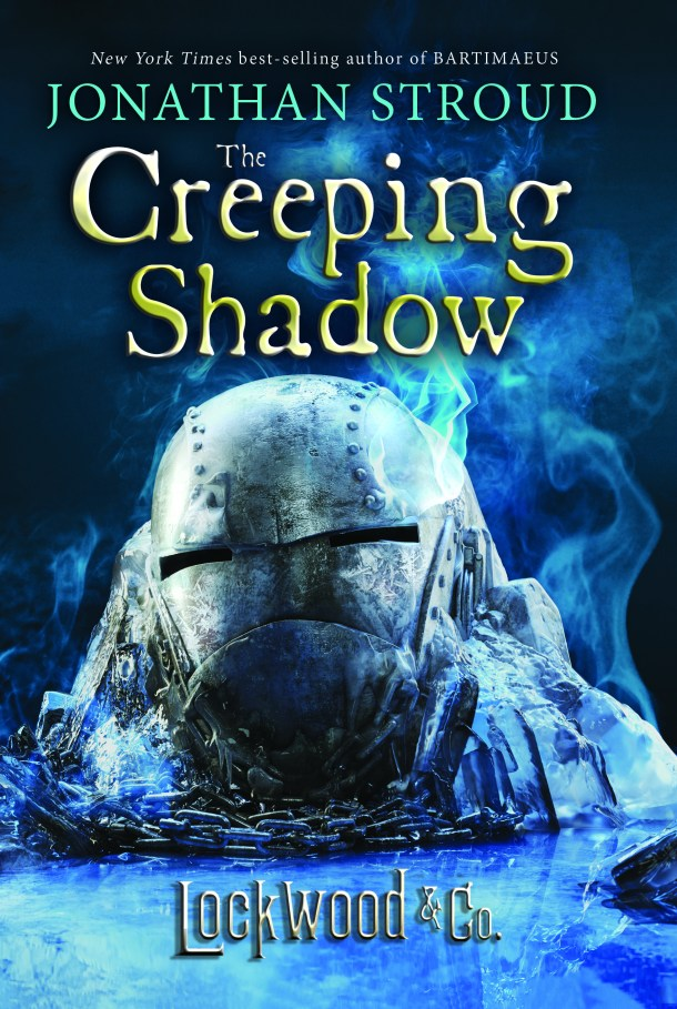 Lockwood & Co : The Creeping Shadow excerpt and giveaway