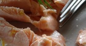Rural Moms can cook Sous Vide!   Sous Vide Salmon