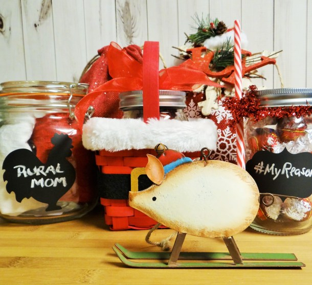 Clever Mason Jar Gift Ideas for Teachers