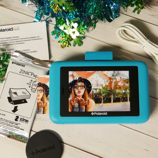 Share the Moments! Polaroid Snap Touch Giveaway