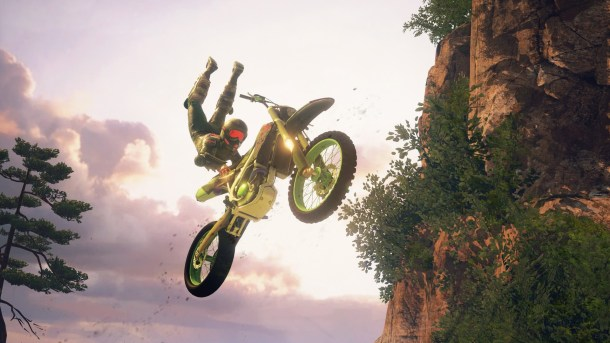 Family-Friendly Moto Racer 4 for PS4