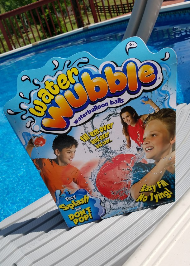 Summertime Fun with Water Wubble (Giveaway!)