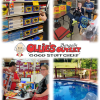 Rural Moms Love Getting Good Stuff Cheap at Ollie's Bargain Outlet