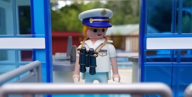 Setting Sail with the PLAYMOBIL Cruise Ship
