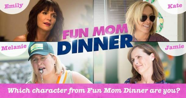 "Which ""Fun Mom Dinner"" Mom Are You?"