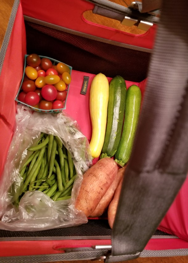 How to Shop the Fall Farmer's Market