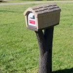 Add Country Charm To Your Driveway With A Rustic Mailbox Rural Mom