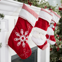 The Art of Stuffing Christmas Stockings